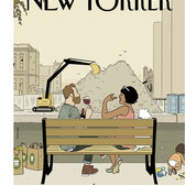 Cover Story: Adrian Tomine's Brooklyn