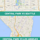How Big is Central Park, Actually?