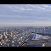 Hudson Yards observation deck under construction