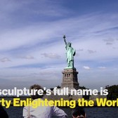 8 Things You Might Not Know About the Statue of Liberty