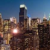 NYC Nightfall