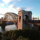 Hell Gate Bridge, Astoria, Queens. Photo via @astoryofastoria #viewingnyc #newyorkcity #newyork #nyc