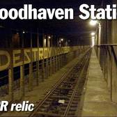 Abandoned Woodhaven LIRR Station