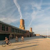 Jacob Riis Beach, New York City. Photo via @nytimes #viewingnyc