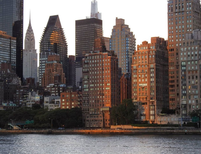 Manhattan from Roosevelt Island, New York