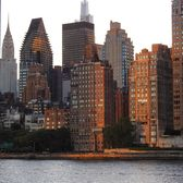 Manhattan from Roosevelt Island, New York