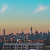 Day to Night NYC Timelapse from Bushwick