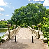 Bow Bridge, Central Park, Manhattan