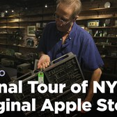 A Final Tour of NYC's 'Original Apple Store'