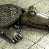 Tom Otterness Subway Art
