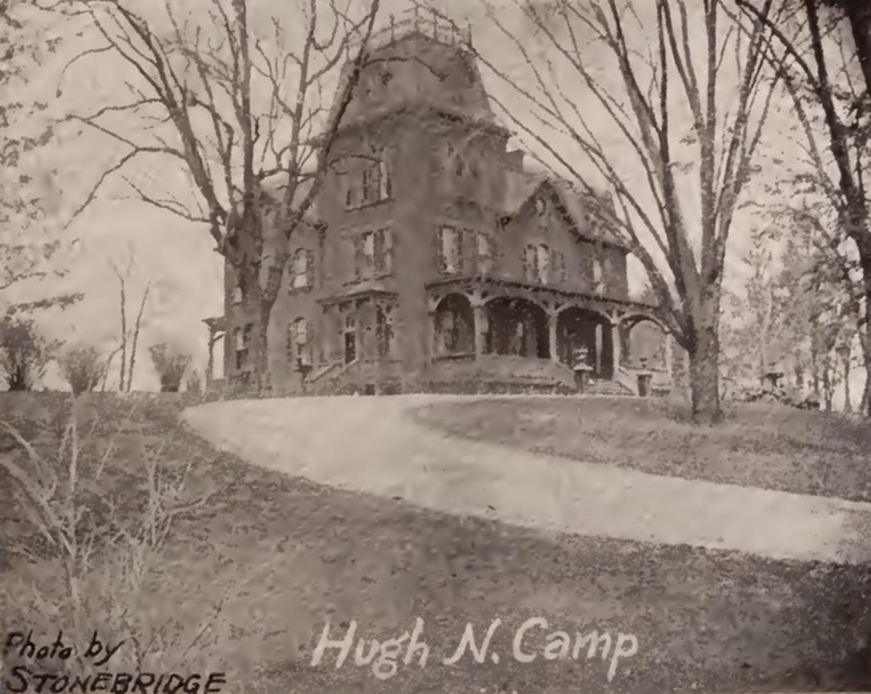 Hugh N. Camp residence Fordham Bronx 1897