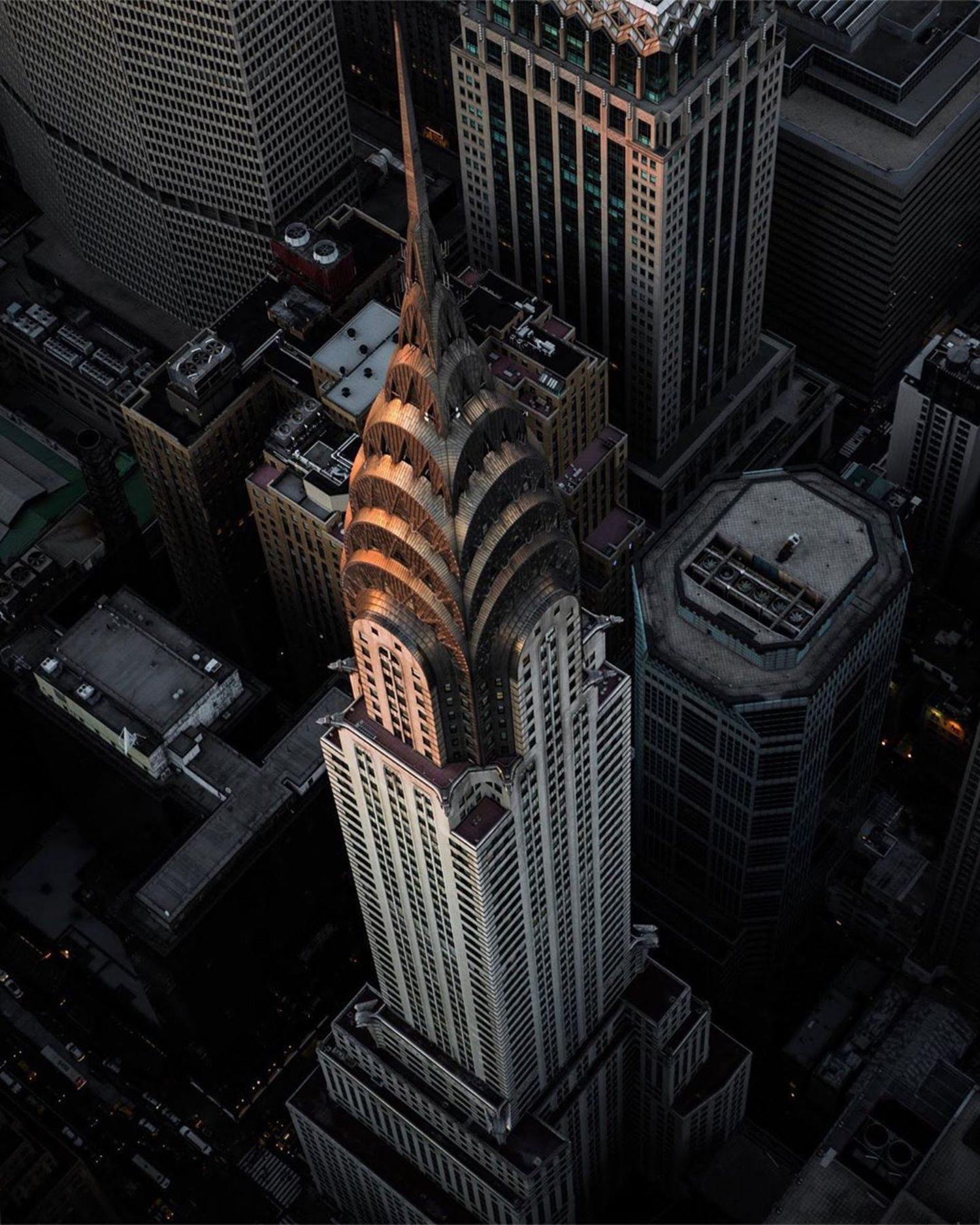 Chrysler Building, Midtown, Manhattan