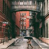 Staple Street Skybridge, Tribeca, New York, New York
