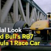 Red Bull's Race Car Rips Through New York City