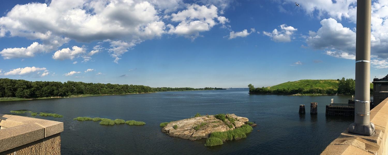 Hutchinson River, Bronx, New York