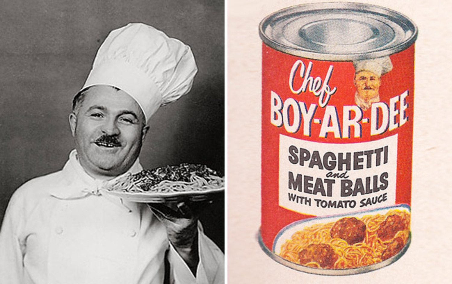 Hector Boiardi, the namesake behind the canned pasta we all know and love