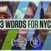 3 Words For NYC