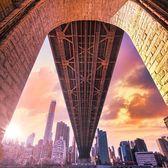 Queensboro Bridge, Roosevelt Island, Manhattan