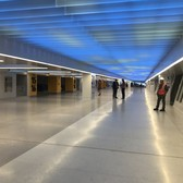 Inside Penn Station's new West End Concourse