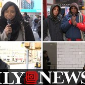 New Yorkers say 'Thank you' and 'Goodbye' to President Obama