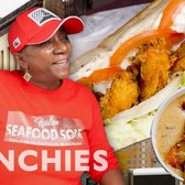 The Seafood Queen of Harlem | Street Food Icons