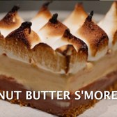 Peanut Butter + Toasted Marshmallow = Epic S'Mores Pie