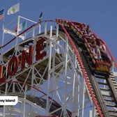 Get Going: Take a POV Ride on Coney Island's Cyclone