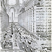 The Multi-Level, No-Visible-Cars NYC That Might Have Been