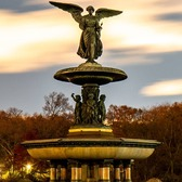 Bethesda Fountain, Central Park, Manhattan