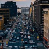 Northern Boulevard, Astoria, Queens, NYC. Photo via @visual_mob #viewingnyc #nyc #newyork #newyorkcity #queens