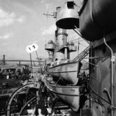 Brooklyn Navy Yard, 1942