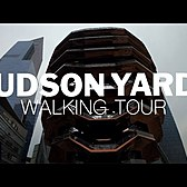⁴ᴷ⁶⁰ Walking NYC: Hudson Yards, Hells Kitchen (February 12, 2020)