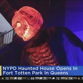 NYPD Haunted House Back In Queens