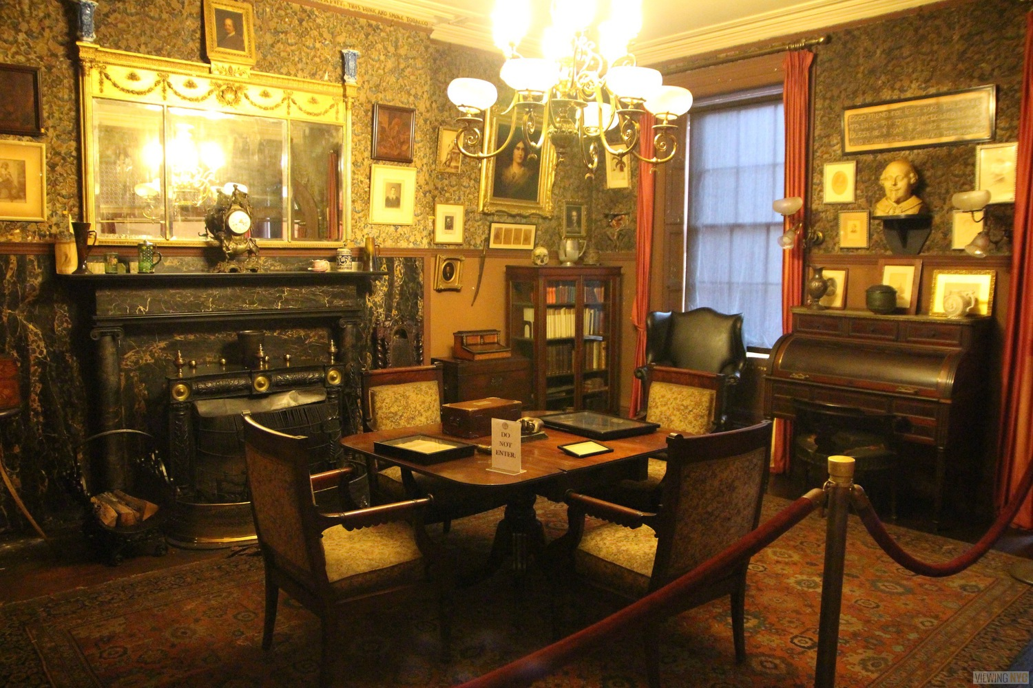 Edwin Booth's Private Room