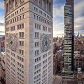 Met Life Tower, Flatiron District, Manhattan. Photo via @cristianorocha #viewingnyc #nyc #newyork #newyorkcity #metlifetower