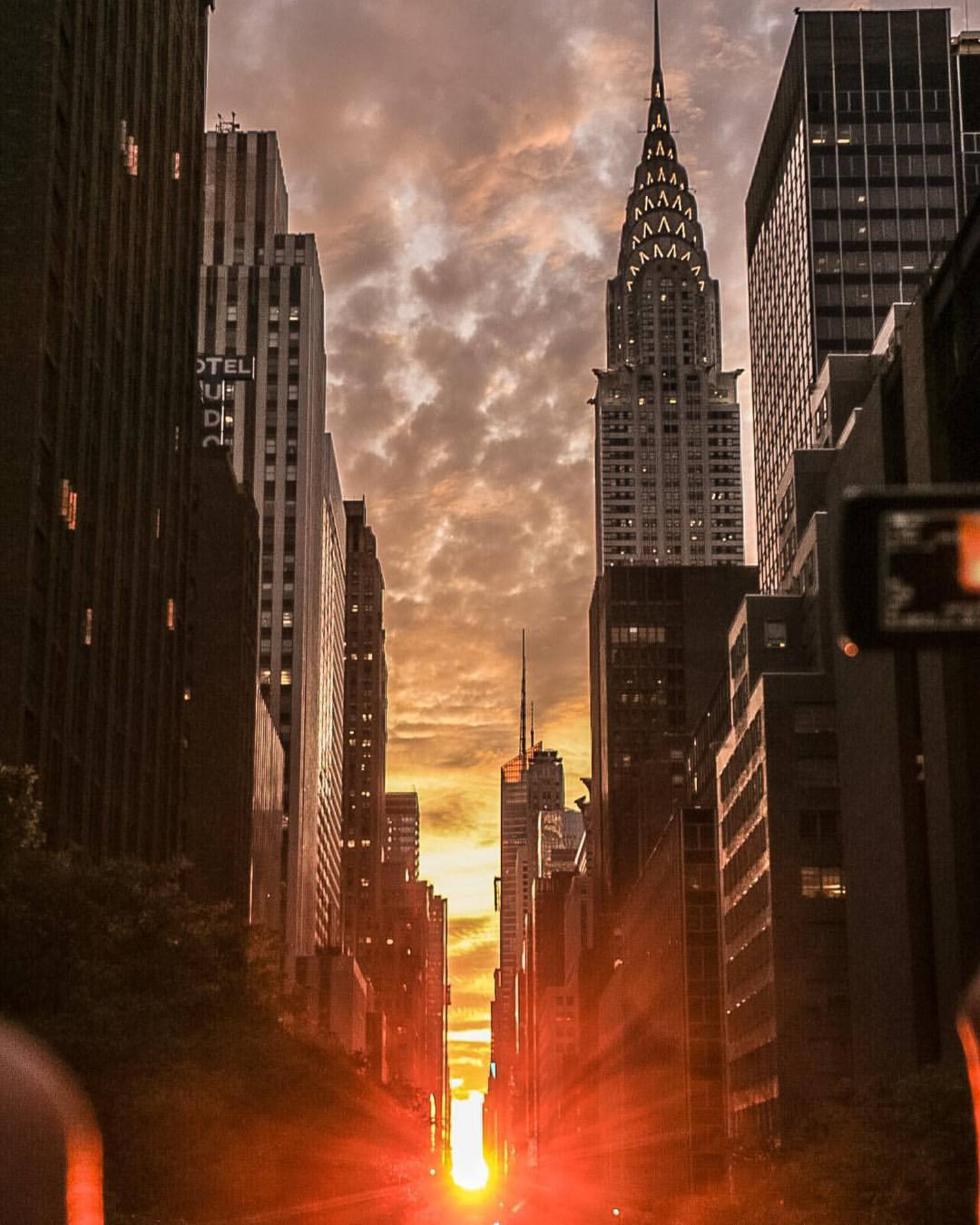 More #Manhattanhenge #Manhattanhenge2016 #LoveNYC #SeeYourCity
