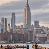 Manhattan Skyline from Williamsburg, Brooklyn