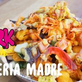 The Ultimate Junk Food Nachos || Fork Yeah