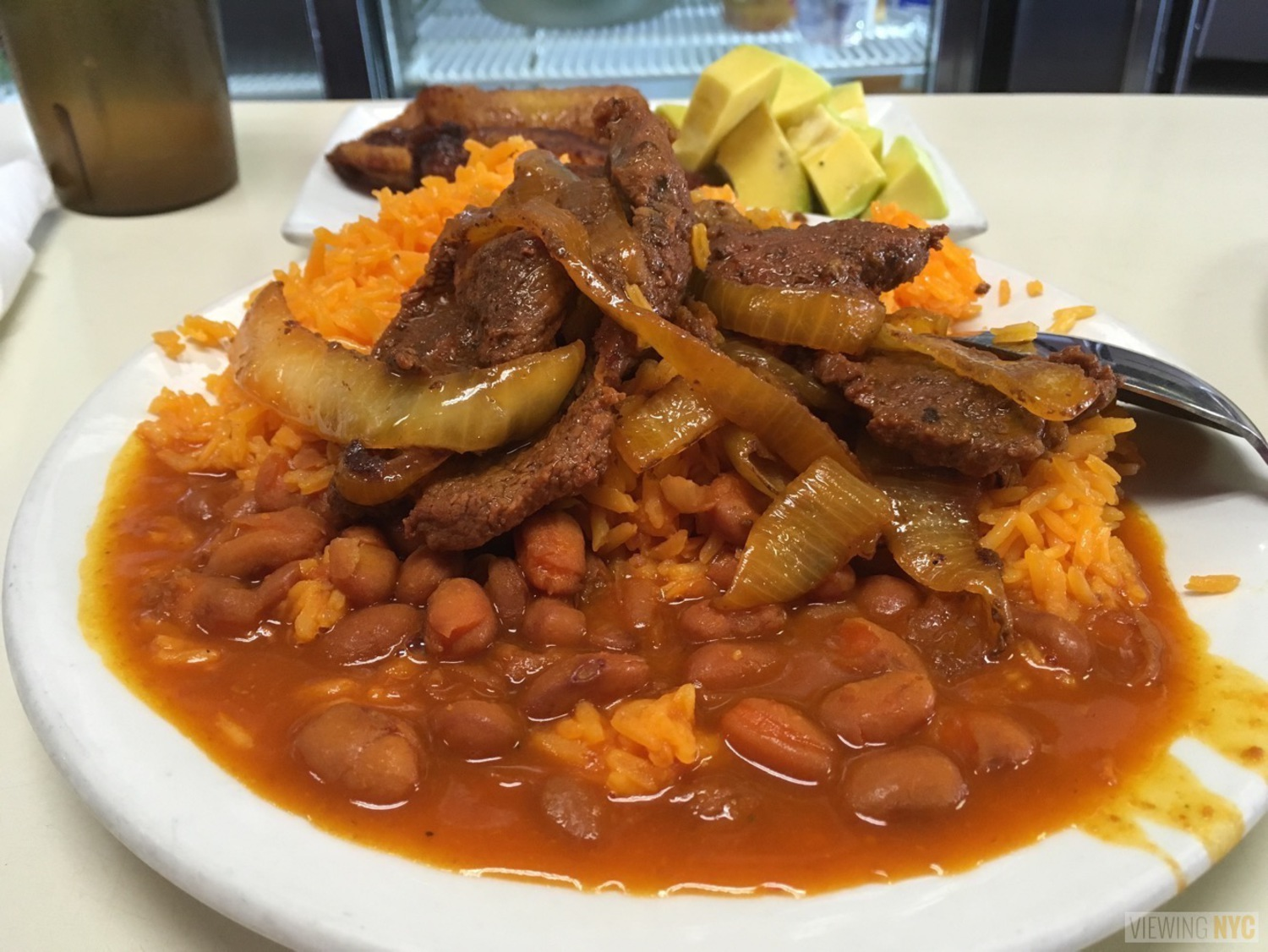 Beef and Onions | Lali
