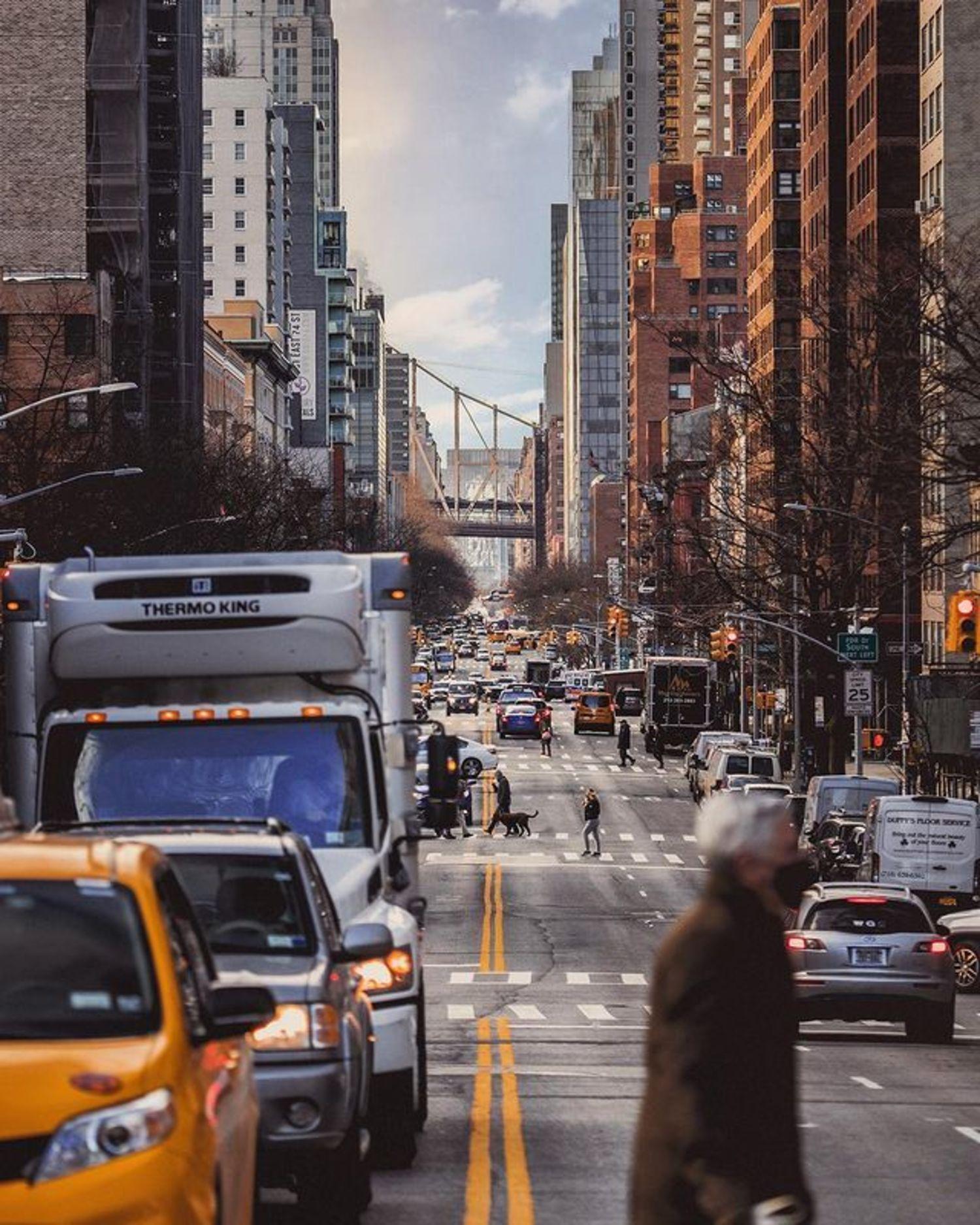 York Avenue, Upper East Side, Manhattan