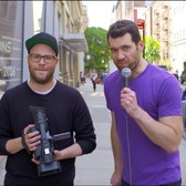 Billy on the Street: DEATH ROGEN! With Seth Rogen