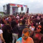Holi Hai Festival, 05-06-17, Governors Island, NYC