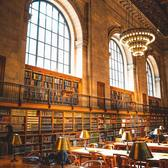 Rose Reading Room, NEw York Public Library, Midtown, Manhattan
