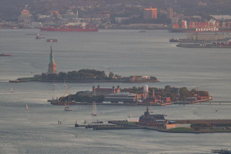 Liberty and Ellis Islands, New York