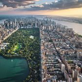 Central Park and Upper West Side, Manhattan