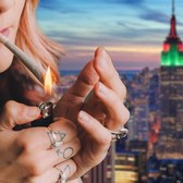 New Yorkers literally smoke tons of weed | New York Post