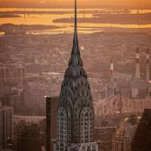Chrysler Building, Manhattan. Photo via @cheryl.hills #viewingnyc #nyc #newyork #newyorkcity #chryslerbuilding