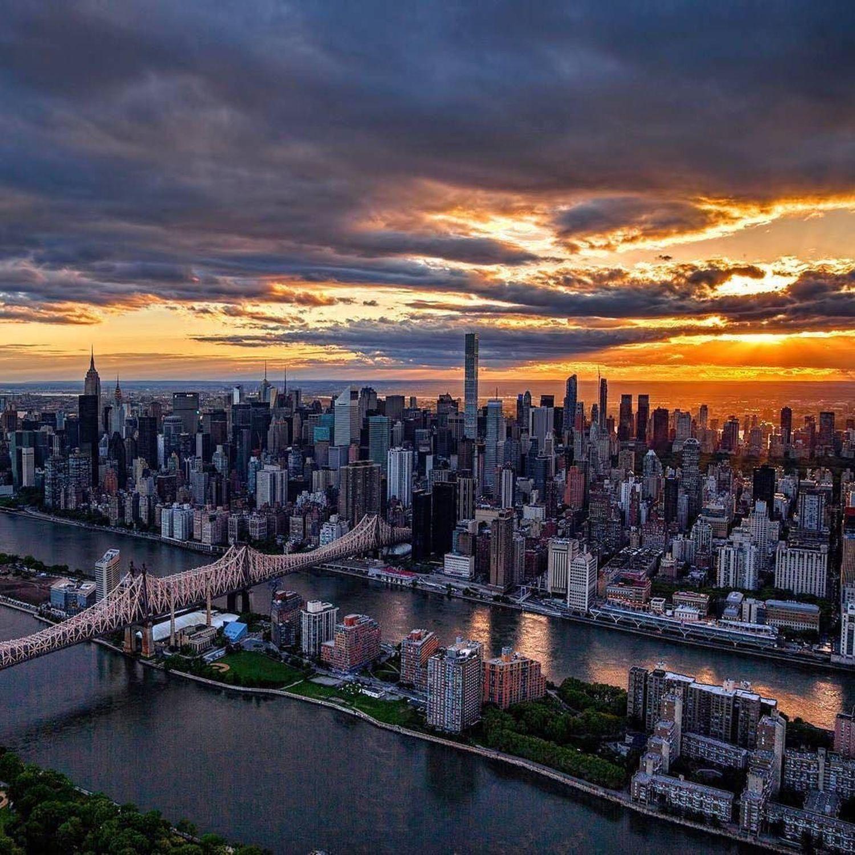 New York, New York. Photo via @mattpugs #viewingnyc