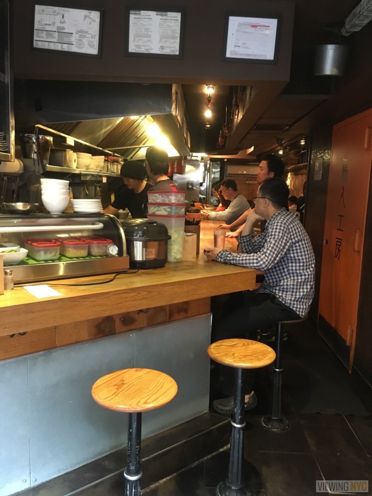 Totto Ramen | 366 W 52nd St, New York, NY 10019