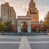 Washington Square Park, New York, New York